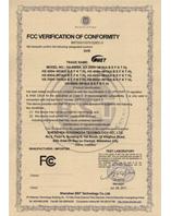 2011国兴达FCC认证