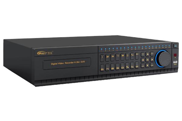 16路HD-SDI八盘位硬盘录像机