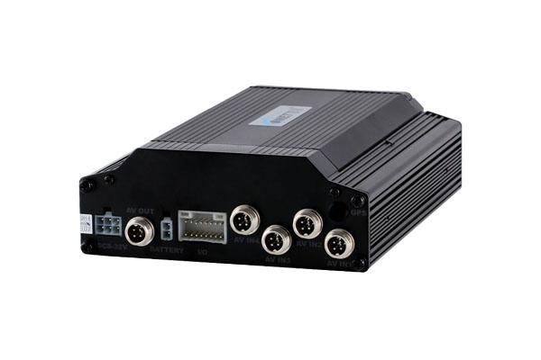 4路车载硬盘录像机