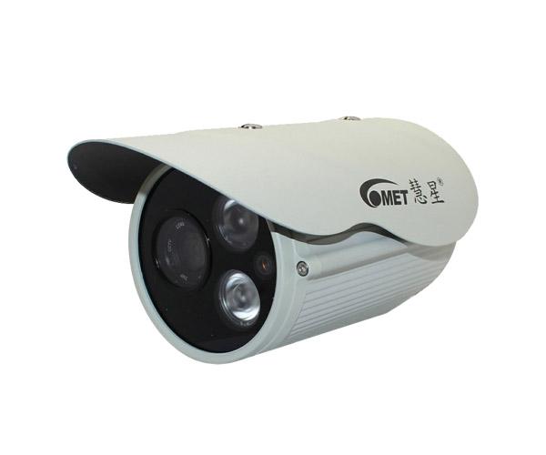 双点阵防水简型摄像机