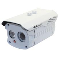 单点阵灯红外防水网络摄像机