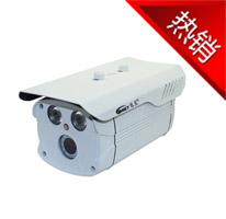 双点阵防水枪式摄像机